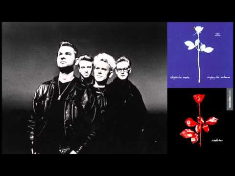 Depeche Mode - Enjoy The Silence [HQ Audio]