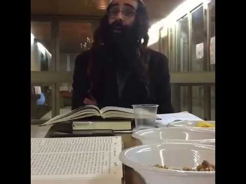 Rav Guy in Tel Aviv - 13 Nov 16 - רב גיא בת'א אשש