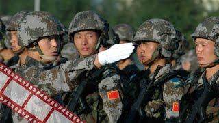 видео Численность армии Китая