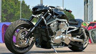 😎 Harley Davidson - StreetFighter 👊!