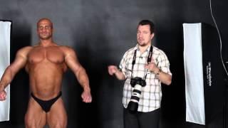 Как фотографировать бодибилдеров #1