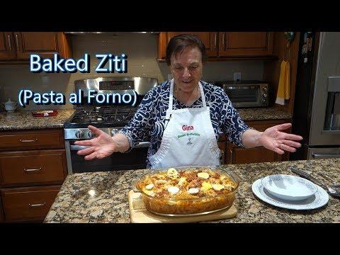 Baked Ziti Casserole