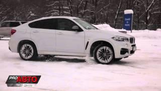 PROАВТО // Тест-драйв BMW X6
