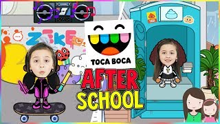 TOCA BOCA: AFTER SCHOOL Let