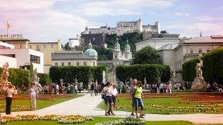 Екатерина Конотопцева-Рихтер: Экскурсия в Зальцбург из Вены, Salzburg guide(, 2014-06-09T01:50:34.000Z)