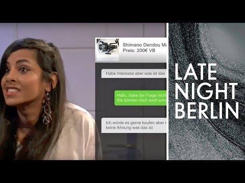 Collien & Bastian Pastewka Spielen EBay Kleinanzeigen Karaoke | Late Night Berlin | ProSieben