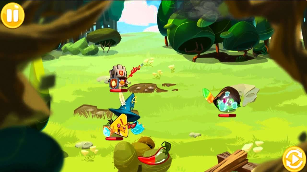 Angry Birds Epic Gameplay Walkthrough