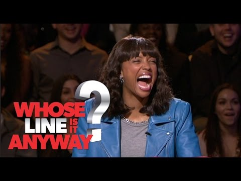 'Everything Started in Africa' - Whose Line Is It Anyway? US