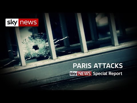 Paris Attacks: Three Days Of Terror