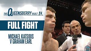 MICHAEL KATSIDIS v GRAHAM EARL (Full Fight) | ABSOLUTE WAR 🔥 | THE QUEENSBERRY VAULT