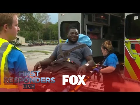Driver Survives Getting Hit By Train | Season 1 Ep. 2 | FIRST RESPONDERS LIVE