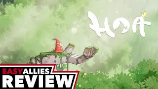 Hoa - Easy Allies Review (Video Game Video Review)