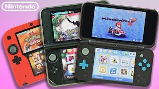 By popular demand I pit the New 2DS XL against the other handhelds ...