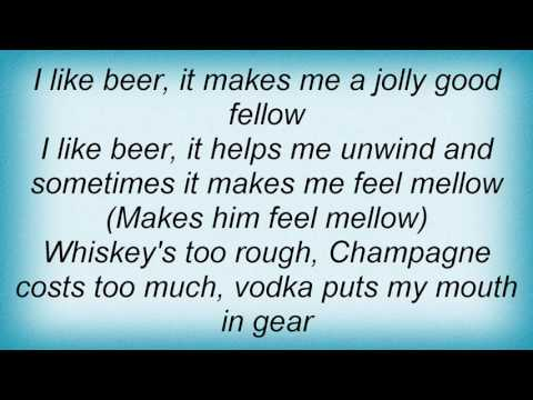Tom T. Hall - I Like Beer Lyrics