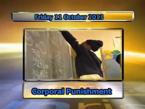 coporal punishment Here are various ways learners ought to be disciplined in schools, and corporal  punishment is not one of them, having been banned since.