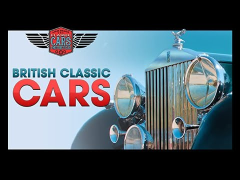 CLASSIC BRITISH CARS with Liam Dale