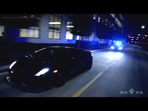 Lamborghini Police Chase Video: Huracán vs Gallardo
