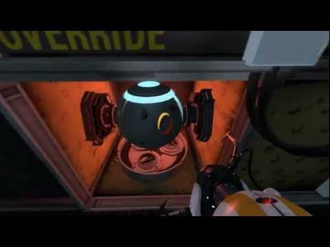 Portal 2 Coop #6 - [Pruiz - Isacc] - Pruiz odia le torrette.