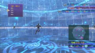 Final Fantasy X HD 한글판 블리츠볼 비사이드VS루카고어스