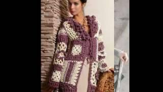Новые модели вязаной одежды.mp4
