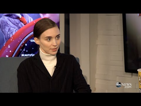 Rooney Mara on Popcorn with Peter Travers