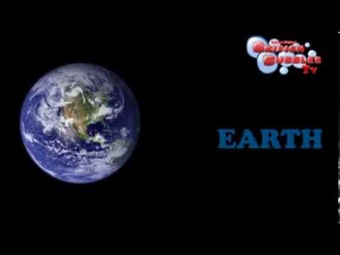 Sistema Solar En Ingles Para Ni 209 Os V 237 Deo Educativo