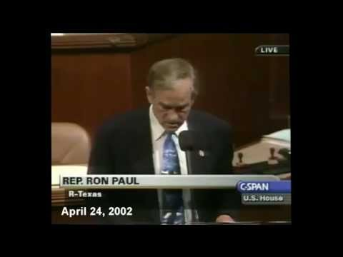 Ron Paul - Predictions in Due Time