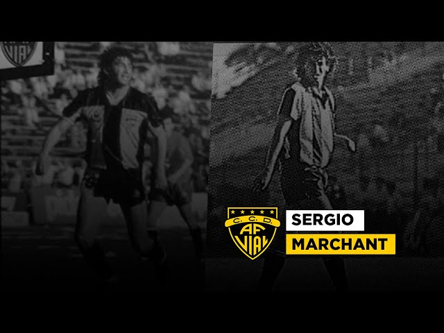 ¡Hasta siempre, Sergio Marchant! | Goles en Fernández Vial