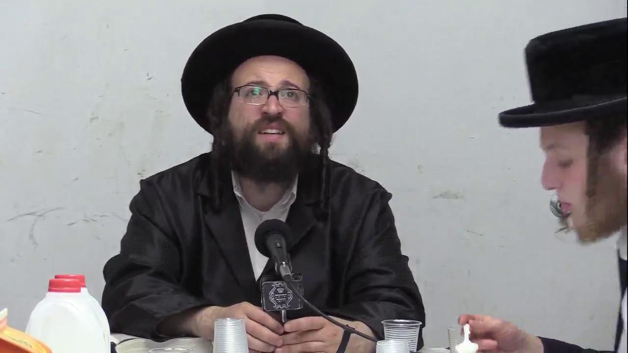 ר' יואל ראטה - סיום ירושלמי בכורים - ב' שופטים תשע''ט - R' Yoel Roth