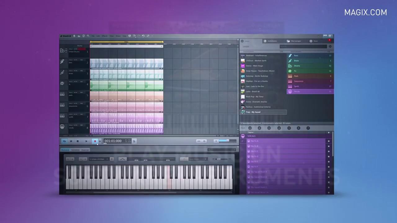 Magix Music Maker: Premium Edition Review | Invision Game