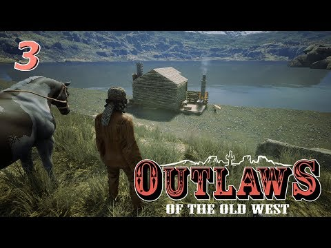 Outlaws Of The Old West - крафт и строительство