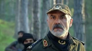 Sungurlar 31 Bölüm Yüzbaşı Serdar ,Kordon Celil Ve Emir Mete  Teröristleri indiriyorlar.