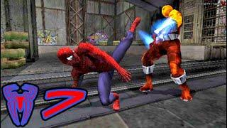 Spider-Man: The Movie (PC) walkthrough part 7