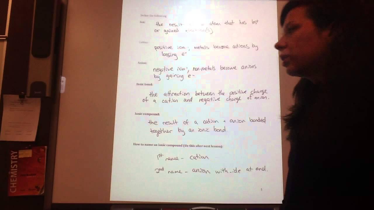Workbook answers pg 1 - 5 - YouTube