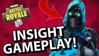 INSIGHT Skin Gameplay In Fortnite Battle Royale