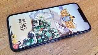 Tank Army - Fast Fingers Shmup App Review - Fliptroniks.com