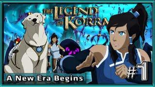 The Legend of Korra - PC Gameplay - Part 1 - A New Era Begins
