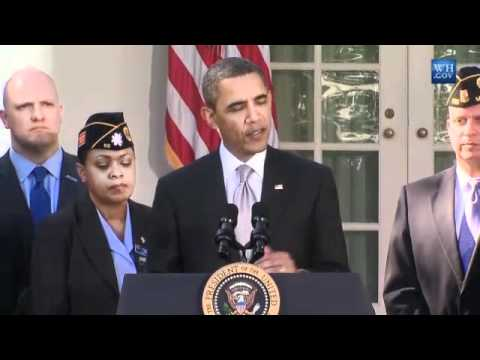 White House Initiatives To Help Veterans Find Jobs