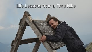 How a Thru Hike will change your life