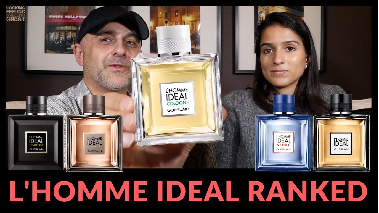 Guerlain Lhomme Ideal Fragrances Ranked By Ashley Youtube