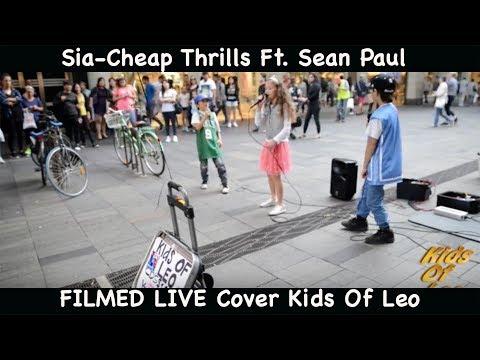 Sia - Cheap Thrills ft. Sean Paul  Kids Of...