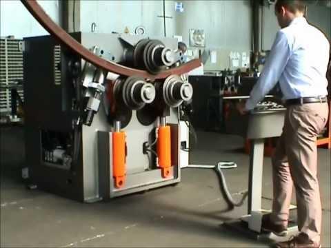 Profile Bending Machine Comac 307HV4 P2