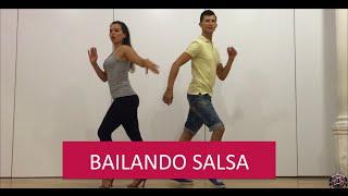 Marc Anthony Flor Palida - BAILANDO SALSA