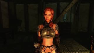 Repeat youtube video Smashing Camilla's P*ssy - Skyrim Mods - #204