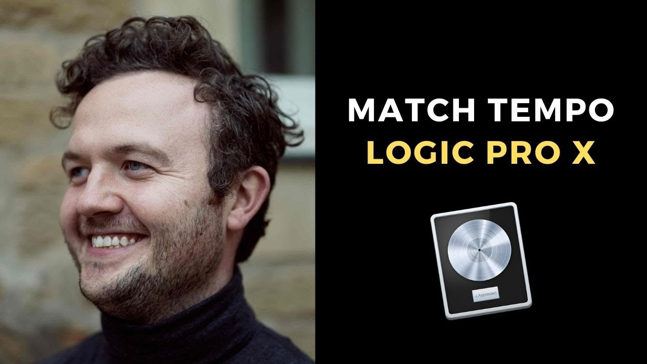 How To Match Project Tempo/BPM To Acapella and Vice Versa in Logic Pro X