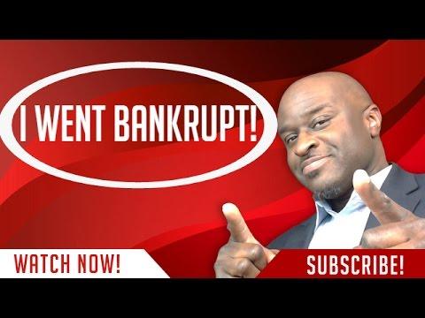 I Went Bankrupt!!!