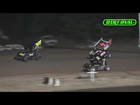 8 13 19 Cottage Grove Speedway ISCS Highlights
