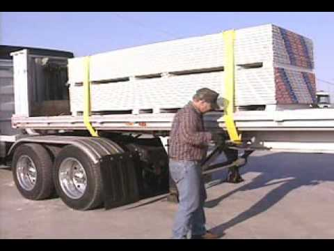 Quick Winch Load Securing Technology Youtube