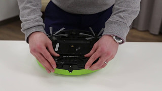 DigiPro® Robotic Vacuum - How to Charge/No Power