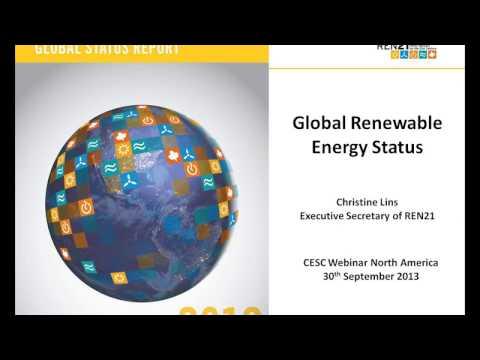 REN21 Renewables Global Status Report: Focus North America